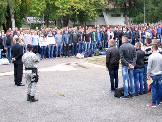 obuka MVR policajci