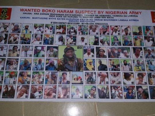 teroristi Boko Harama