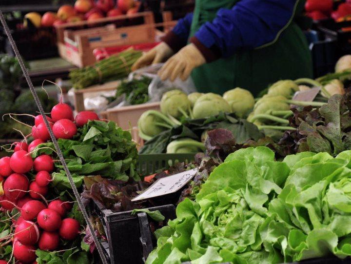 зеленчук овошје пазар