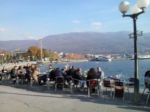 Ohrid vo noemvri