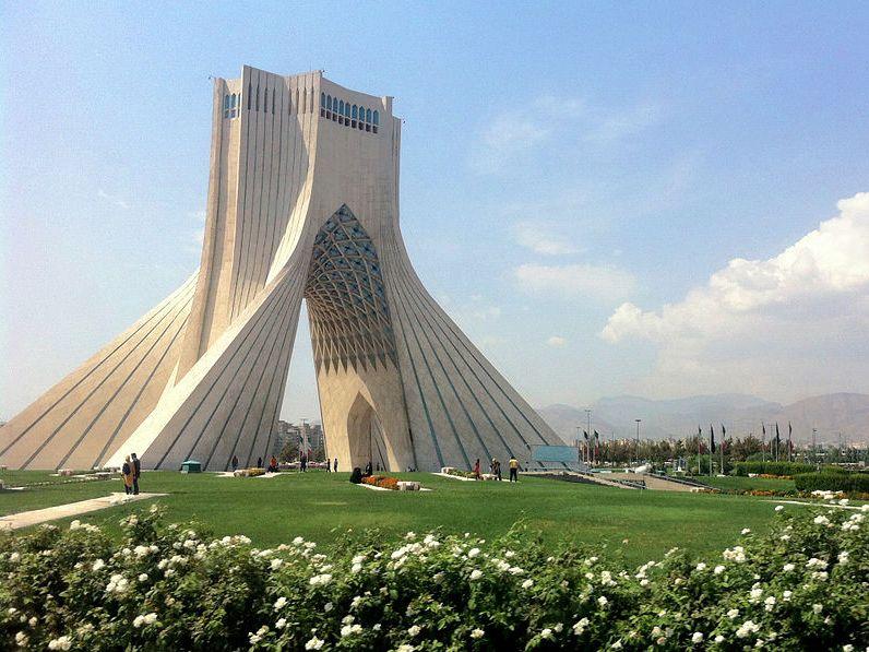 Teheran azadi kula