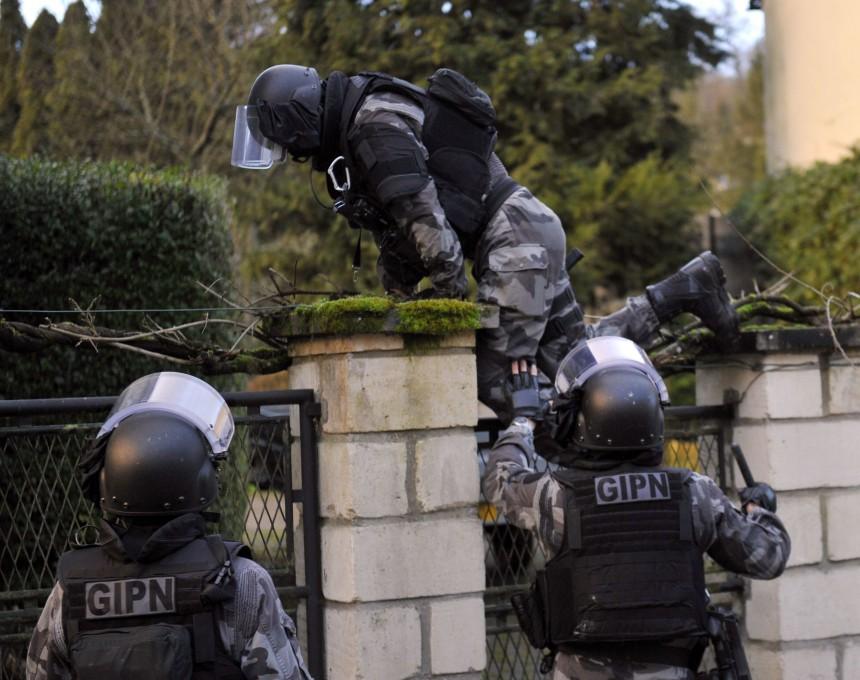 Француски специјални полициски сили