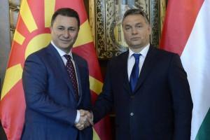 Виктор Орбан и Никола Груевски