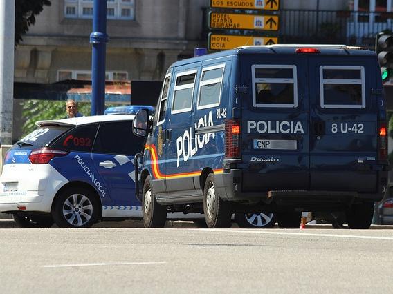 shpanija policija