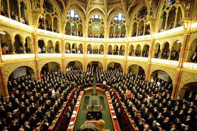 ungarija parlament