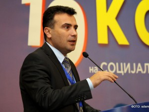 Zoran Zaev1