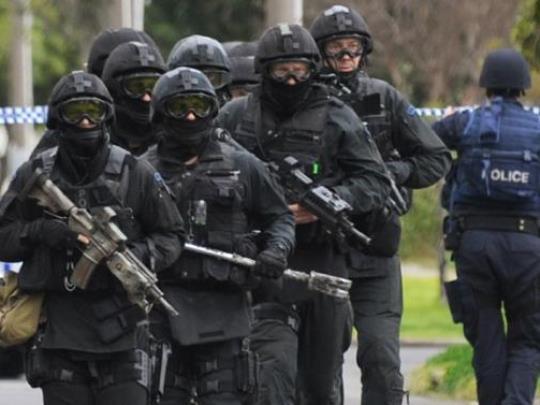 avstriska policija