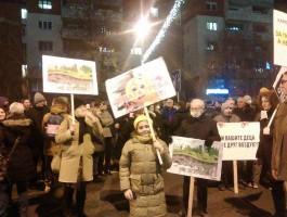 protest za vozduh