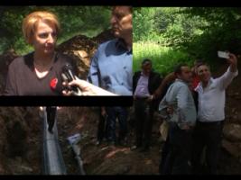 Тетово: Дводецениска тетовска жед за вода
