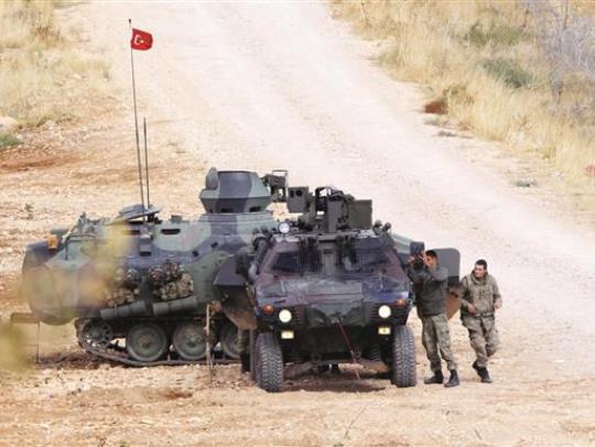 turski vojnici Irak