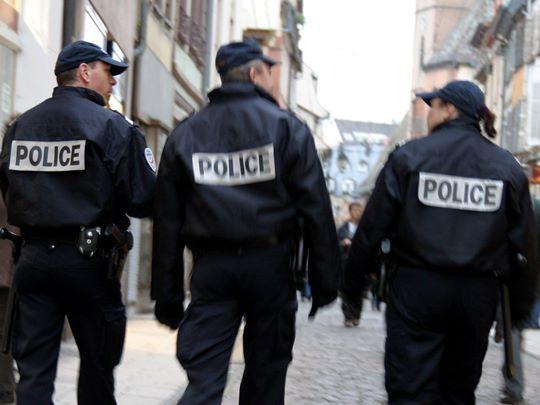 фрнцуска полиција