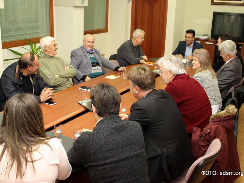 Sredba Zaev so koalicija1