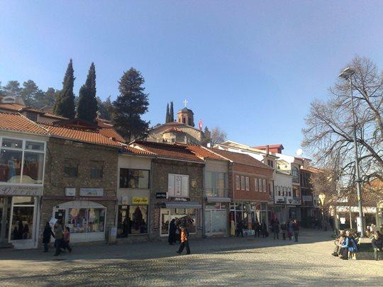 Sv.Bogorodica Kamensko Ohrid
