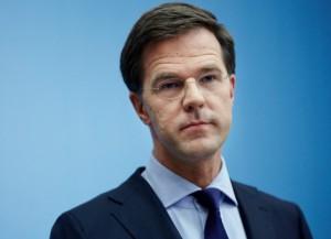 Den Haag, 21 februari 2014. Wekelijkse persconferentie Mark Rutte na de ministerraad ANP MARTIJN BEEKMAN