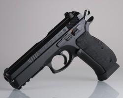 pistol ceshka Чешка Зброевка