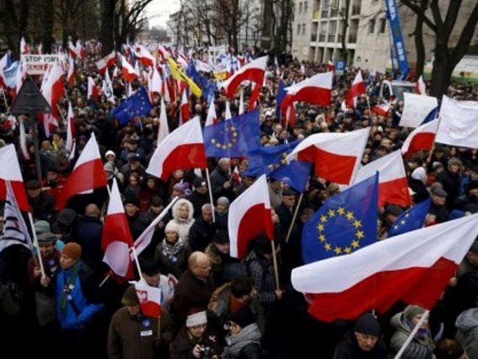 protesti vo Polska