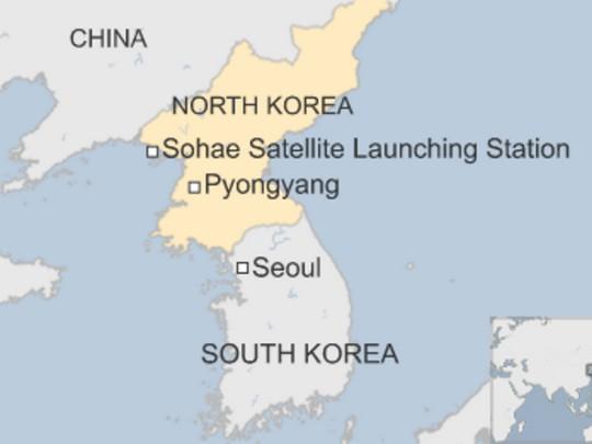 severa korea, sohae