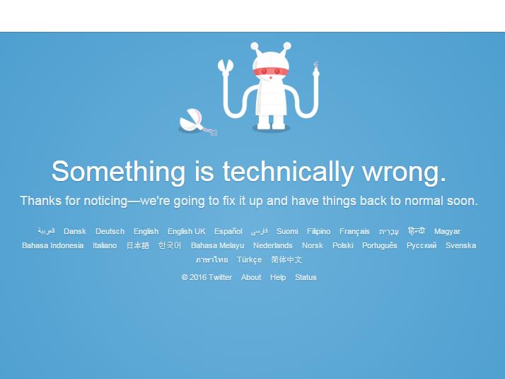 tviter padnat