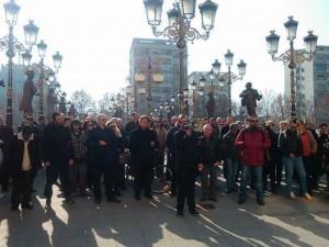 Протест за Тамара