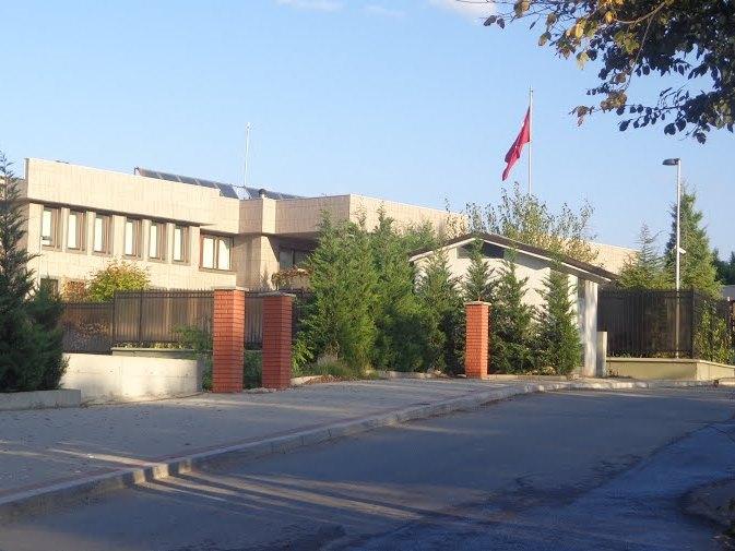 амбасада на Турција