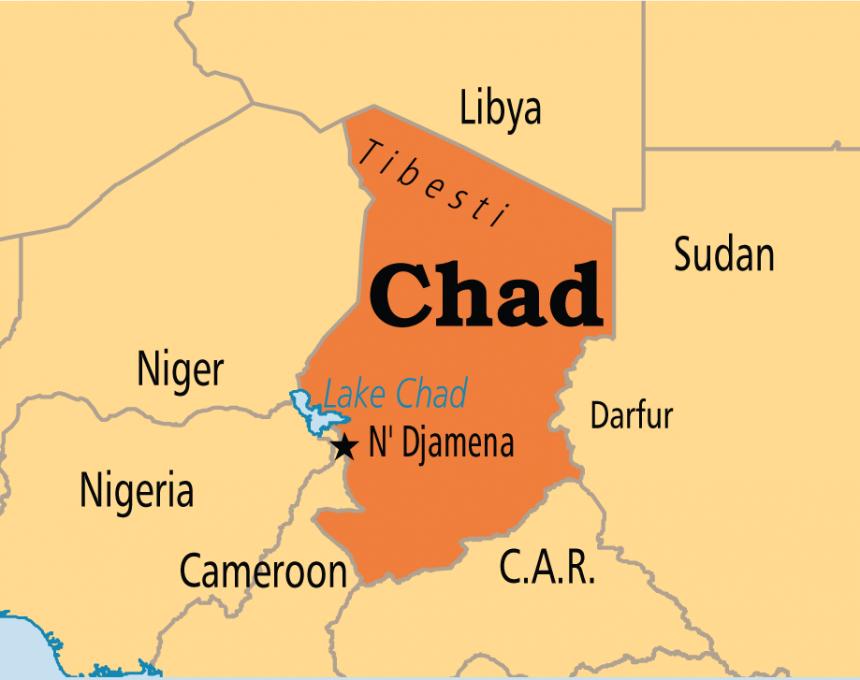 chad, чад