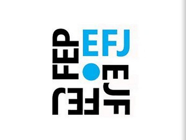 evropska federacija na novinari EFJ