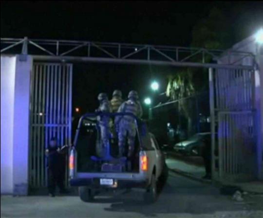 meksiko zatvor