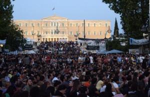 protesti vo Grcija