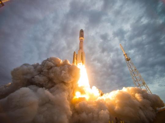 lansiranje satelit