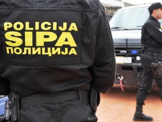 босанска полиција СИПА