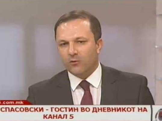 spasovski, kanal 5