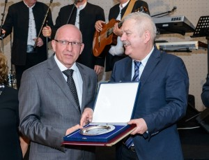 Branko Azeski, nagrada