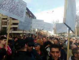 Svetski kongres, protest (5)