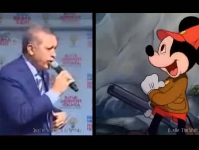 erdogan parodija