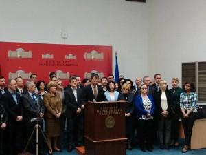 pratenicka grupa na VMRO-DPMNE
