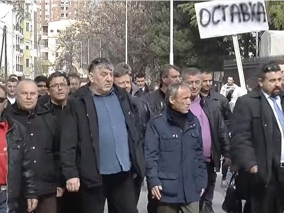 protest krst butel latinovski