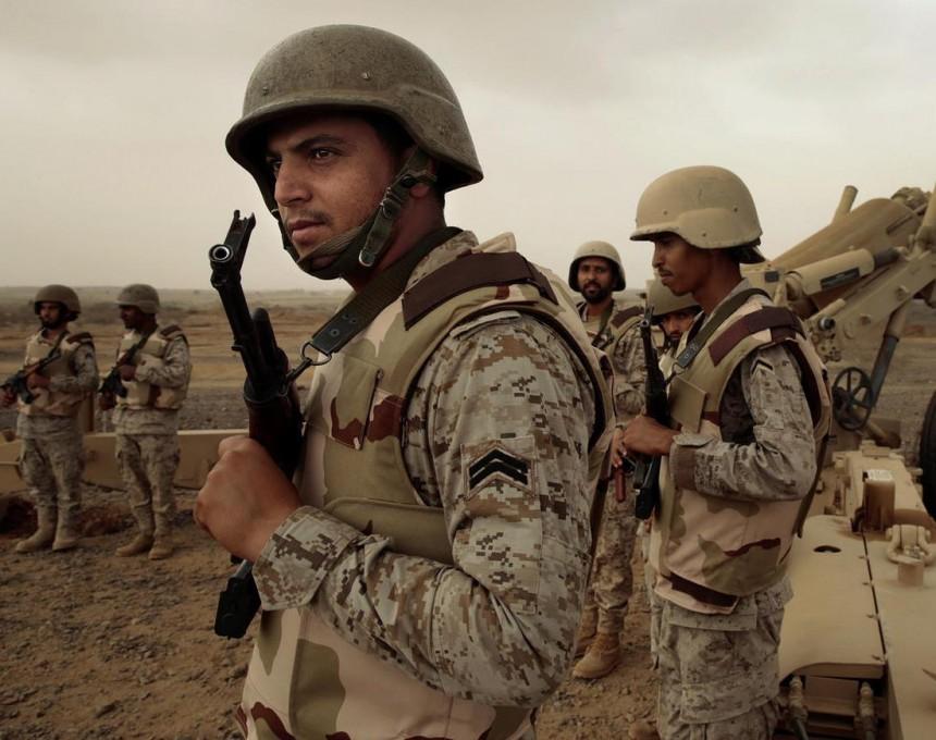 saudiski vojnici