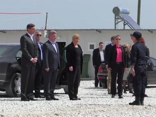 Ivanov, Kolinda i Pahor