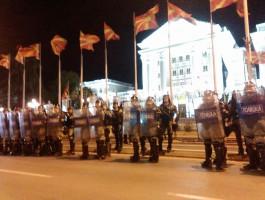 demonstranti vlada