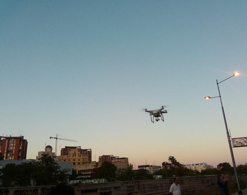dron na gdom