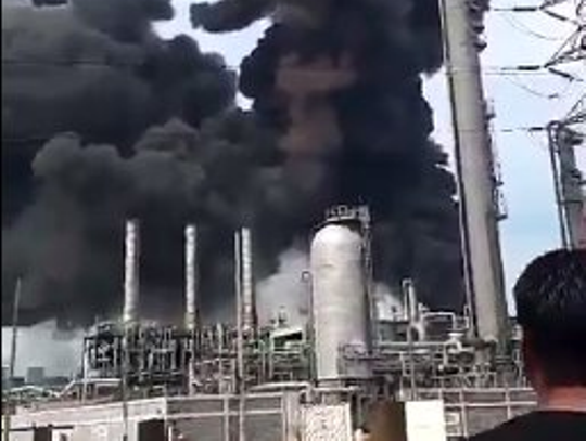eksplozija meksiko