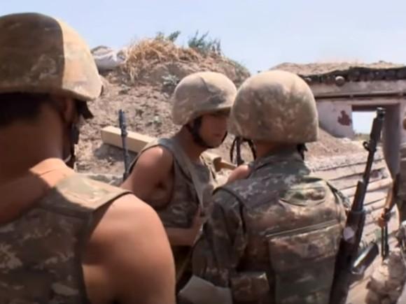 vojska nagorno karabah