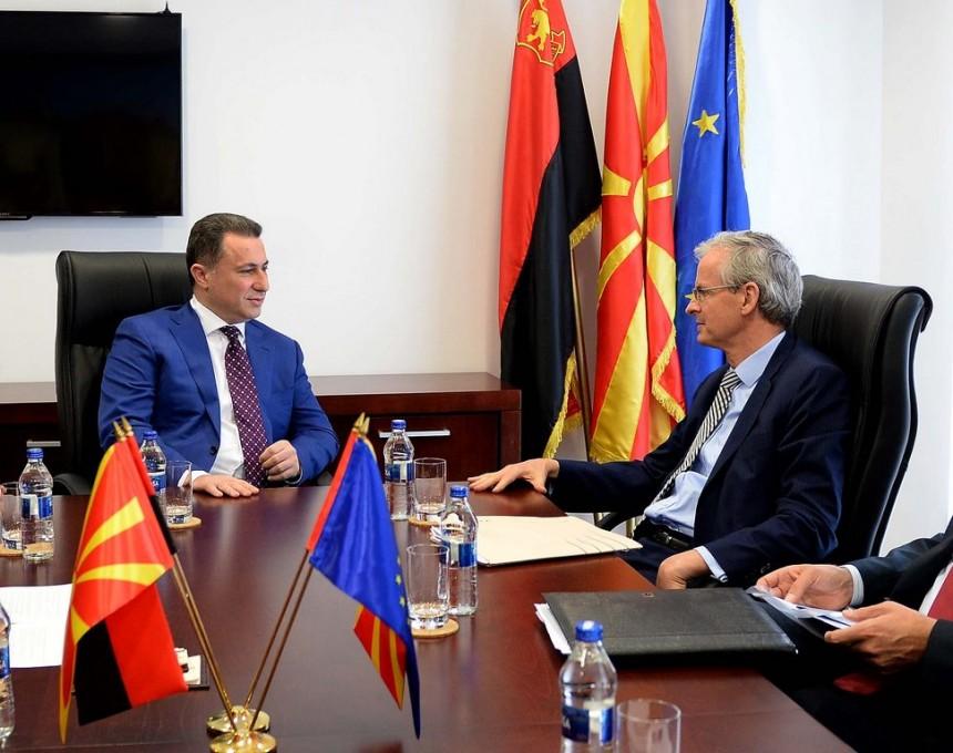 Gruevski - Danielson