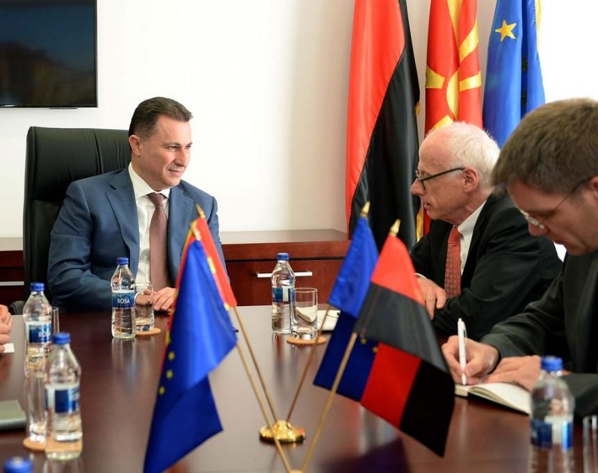 Gruevski - hajndl