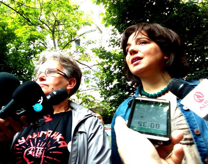 Uranija Pirovska i Mirjana Najcevska