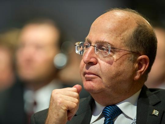 Moshe Jalon Моше Јалон