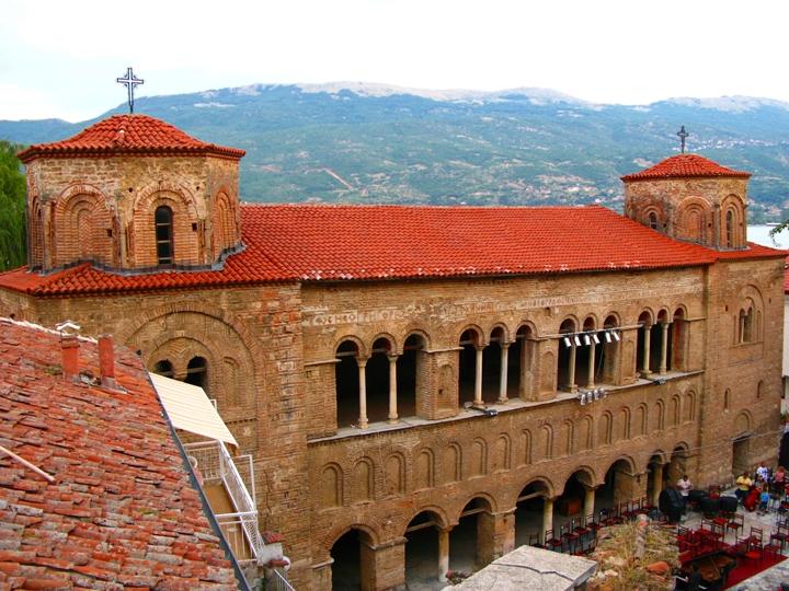 Света Софија Охрид