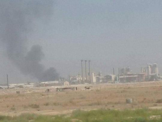 faludza irak iracki sili