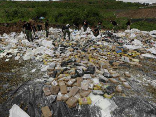 kokain ekvador