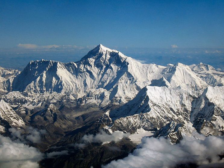 mont everest